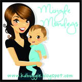 mingle mondays button