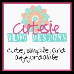 Cutesie Blog Designs